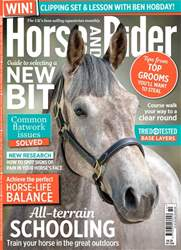Horse&Rider Magazine - UK equestrian magazine for Horse and Rider issue Horse&Rider Magazine – October 2018
