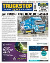 Truckstop News issue 4th September 2018
