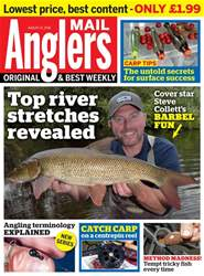 Anglers Mail issue 21st August 2018