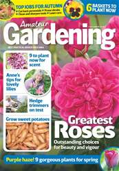 Amateur Gardening issue 25th August 2018