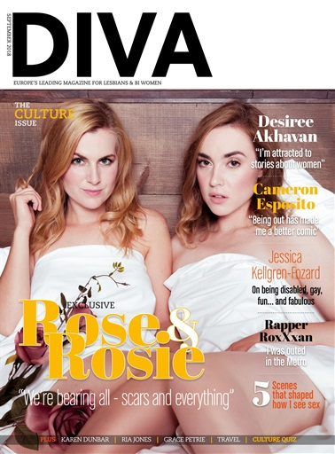 DIVA Magazine Preview