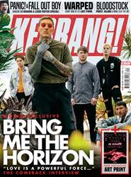 Kerrang issue 25/08/2018