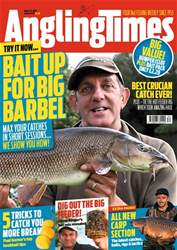 Angling Times issue 21st August 2018