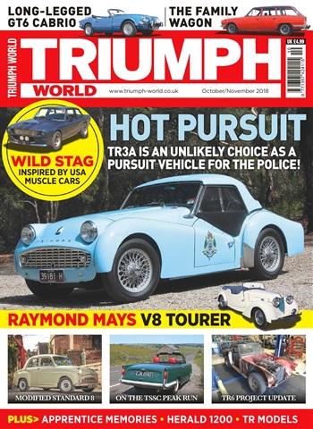 Triumph World issue Oct-Nov 2018