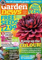 Garden News issue 25th August 2018