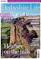 Derbyshire Life issue Sep-18