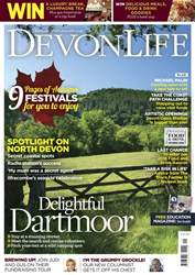 Devon Life issue Sep-18