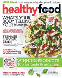 Healthy Food Guide issue September 2018