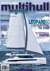 Multihull World issue Sep/Oct 2018