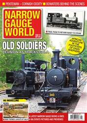 Narrow Gauge World issue Sep-18
