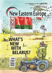 New Eastern Europe issue Sept-Oct 2018