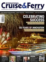 Int Cruise & Ferry Review issue Autumn/Winter 2018
