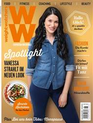 Weight Watchers Magazin Deutschland issue October/November 2018
