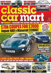 Classic Car Mart issue October 2018