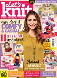 Let's Knit issue Oct-18