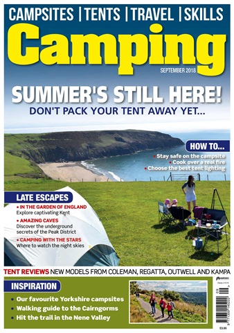 Camping issue September