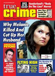 True Crime issue True Crime September 2018