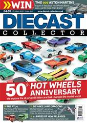 Diecast Collector issue October 2018