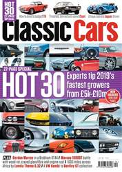 Classic Cars Magazine Cover