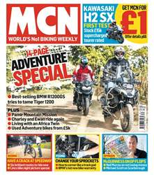 MCN issue 22nd August 2018