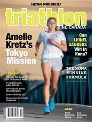 Triathlon Magazine Canada issue Volume 13 Issue 5