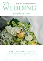 My Wedding issue September 2018