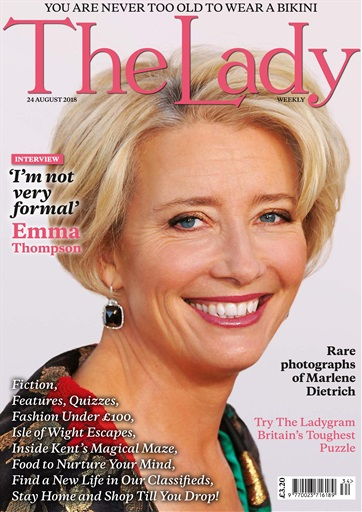 The Lady Digital Issue