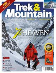 Trek & Mountain Magazine issue Jul-Aug 18