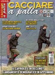 CACCIARE A PALLA issue Settembre 18