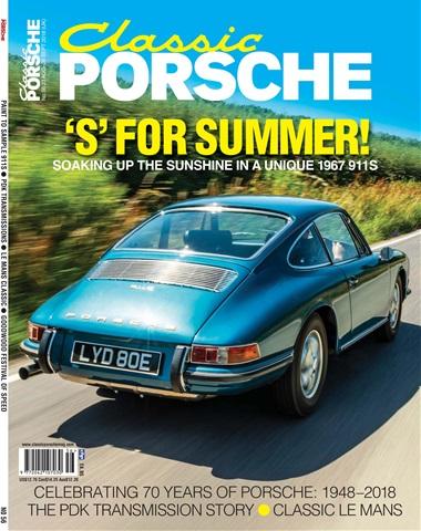 Classic Porsche issue Classic Porsche 56