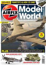 Airfix Model World issue   October 2018