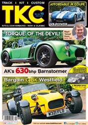 TKC Magazine issue September/October 2018