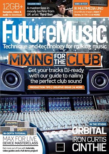 future music magazine october 2018 subscriptions pocketmags