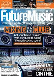 Future Music issue October 2018