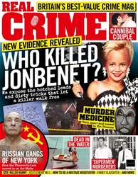 Real Crime issue Issue 41