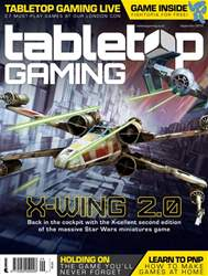 Tabletop Gaming issue September 2018 (#22)