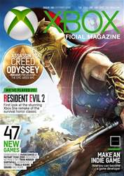 Official Xbox Magazine (UK Edition) issue October 2018
