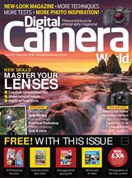 Digital Camera World issue September 2018