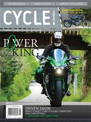 Cycle Canada issue Sept./Oct 2018
