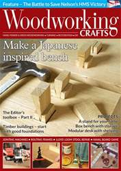 Woodworking Crafts Magazine issue Autumn 2018
