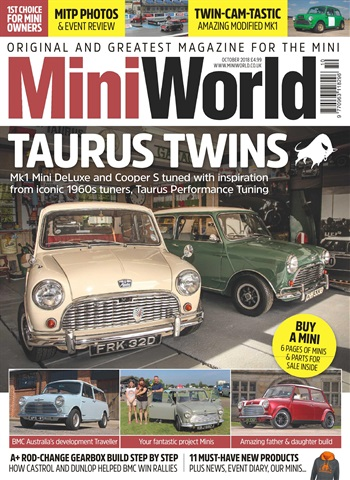 Mini World issue October 2018