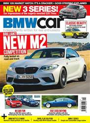 BMW Car issue October 2018