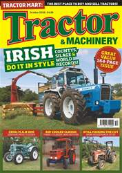Tractor & Machinery issue October 2018