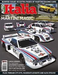 AutoItalia Magazine issue Auto Italia Mag  272