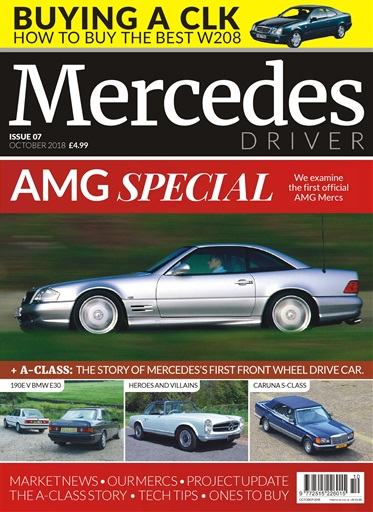 Mercedes Driver Magazine Preview