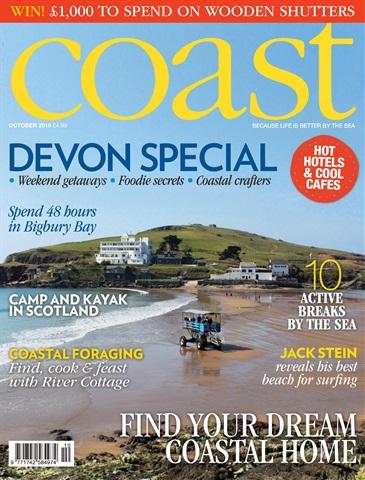 Coast issue October 2018
