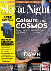BBC Sky at Night Magazine issue September 2018