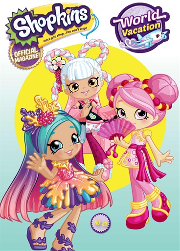 Shopkins Digital Issue