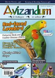 Avizandum issue September 2018