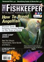 The Fishkeeper issue Sept/Oct 2018